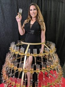 Champagne Skirt_Black dress-77-mmr_BostonEventGoToGuy_