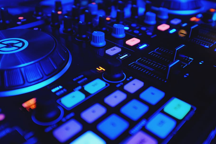 Mixer_technology-music-party-technology